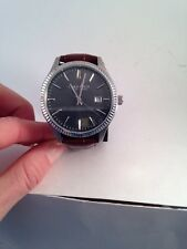 Caravelle New York by Bulova Men's 43B132 Analog Quartz Brown Watch-H56