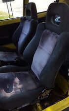 1988-90 Honda Civic SI - FRONT Seats - USDM OEM ORIGINAL - Near PERFECT!!!!