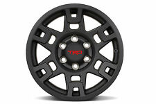 Set of 4 TRD Toyota 17 Inch Black TRD Pro Wheel for 4Runner/Tacoma/FJ-New, OEM