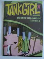 Tank Girl Poster Magazine Issue Number 3 - Alan Martin Signed