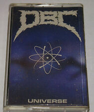 DBC Universe USA Cassette Tape Dead Brain Cells 1989 Out Of Print Fast Shipping