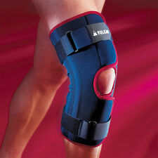 Vulkan 3043 Knee Support With STAYS Wrap Around Brace Stabiliser Straps - S/M