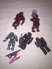Halo Mega Bloks Minifigures UNSC Spartans Lot #8