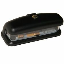 LAND ROVER DEFENDER 90 / 110 NUMBER PLATE LIGHT LAMP XFC100550