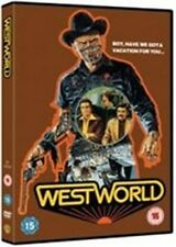 Westworld (Yul Brynner) 1973 New Region 4 DVD