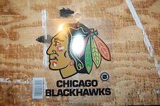 Chicago Blackhawks Suction Cup Window Decal & Logo Hockey
