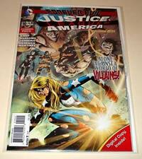 JUSTICE LEAGUE OF AMERICA # 10 COMBO-PACK VARIANT  DC Comic   Feb 2014   NM