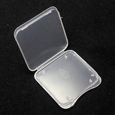 Wholesale, 10 pcs SD Card Protect Plastic Case Holder, Jewel Cases, New