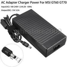 180W 19V 9.5A AC Adapter Charger Power Supply For MSI Delta GT60 GT70 ADP-180EB