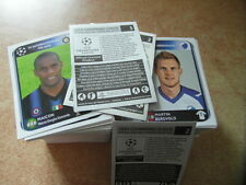 (MC) original FOOTBALL STICKERS PANINI FOOTBALL CHAMPIONS LEAGUE 2010-2011 List