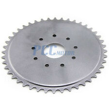415 chain 44T 9 Hole Sprocket For Motorized Bicycle Bike 80cc V RS09