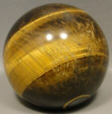 Tigereye 2 inch Stone Sphere Tiger's Eye Gemstone 50 mm Ball #1