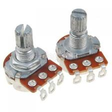 250K Ohm Volume and Tone Audio Control Pot Potentiometer for Electric Guitar