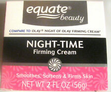 Night Time Firming Hydrating Skin Cream by Equate 2oz
