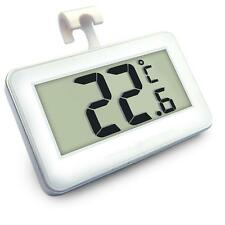 New Digital Refrigerator Freezer Thermometer Lcd Temperature Kitchen Mini Fridge