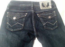 EUC - RRP $379- Womens Stunning Stretch UNTIED KINGDOM Pepe Jeans London Size 29