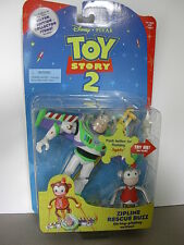 BUZZ LIGHTYEAR ET LE SINGE COLLECTOR TOY STORY