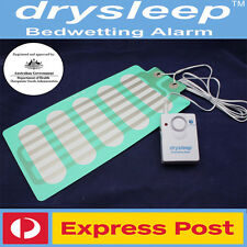 DrySleep Bedwetting Mattress Alarm NON-INVASIVE Bed Wetting Enuresis Alarm Simpl