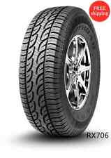 2 New LT265/75R16 E/10PLY 123/120S TITIRE JOYROAD A/S AT RX706 Tires 265 75R16LT