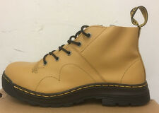 DR. MARTENS CHURCH-DS TAN SOFTY T   LEATHER  BOOTS SIZE UK 7