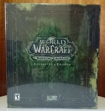 War craft: Burning Crusade Collector's Edition W.o.W - MISB