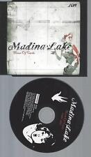 CD--MADINA LAKE HOUSE OF CARDS    // PROMO