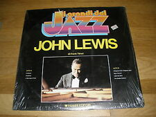 JOHN LEWIS ji gran di del jazz LP Record - Sealed