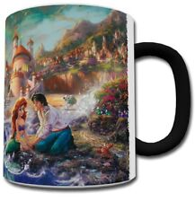 DISNEY'S LITTLE MERMAID HEAT ACTIVATED/MORPHING 11oz.Ceramic Coffee MUG