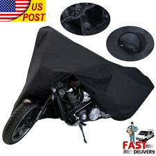 XXXL Waterproof Motorcycle Cover Fit Harley Electra Glide Ultra Classic FLHTCU
