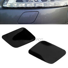 Front Bumper Headlight Washer Cover Caps for Audi A6 C5 Facelifted 2002-2005 ND