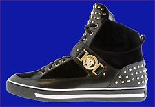 New Versace studded high-top sneakers  39.5 - 6.5