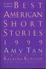 The Best American Short Stories 1999 by