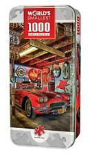 WORLD'S SMALLEST JIGSAW PUZZLE HIGH PERFORMANCE 1000 PCS CLASSIC CARS #31524