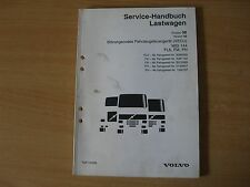 Manuale officina Volvo Camion FL6 FH Stoerungscodes