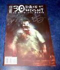 signed 30 DAYS OF NIGHT 30 days til DEATH #2 variant STEVE NILES BEN TEMPLESMITH
