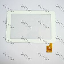 "New 10.1"""" Touchscreen Panel For Tablet Sanei N10 AMPE A10 Quad Core 263mmX173mm"