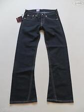 Levi's® 907 Bootcut Jeans Hose, W 34 /L 34, Schwarz, NEU ! Type 1 Black Denim !