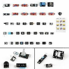 1 Set 37 in 1 Sensor Módulos Starter Kit Para Arduino & MCU Education User