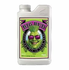 Big Bud Advanced Nutrients 1l Bloom Booster plant/flower Suplemento Potente cultivos