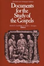 Documents for the Study of the Gospels by David R. Cartlidge, Good Book