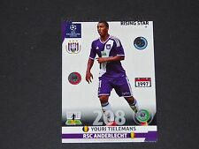 TIELEMANS BELGIË ANDERLECHT UEFA PANINI FOOTBALL CARD CHAMPIONS LEAGUE 2014 2015