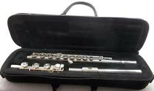 Gemeinhardt 3HSB Open Hole Flute~Solid Silver Head Joint W/Case and Stand