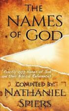 The Names of God : 1000 Names of God and Their Biblical References by...