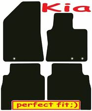Kia Sorento DELUXE QUALITY Tailored mats 2010 2011 2012