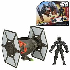 Star Wars Hero Mashers TIE Fighter Vehicle (Damaged Box)