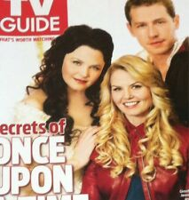 Ginnifer Goodwin JOSH DALLAS Jennifer Morrison TV Guide 2012 Once Upon A Time