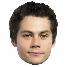 Dylan O'Brien Mask, Cardboard Face and Fancy Dress Mask