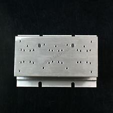 1pcs 2.4x4.7inch Aluminum Alloy Heat Sink for 1W/3W/5W/10W/20W LED Silver White