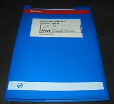 Werkstatthandbuch VW Passat B5 Typ 3B Motronic Einspritzanlage 1,6 l Motor 1997
