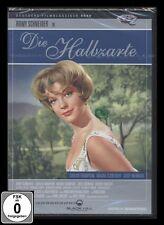 DVD DIE HALBZARTE (1958) - ROMY SCHNEIDER - alte FSK *** NEU ***